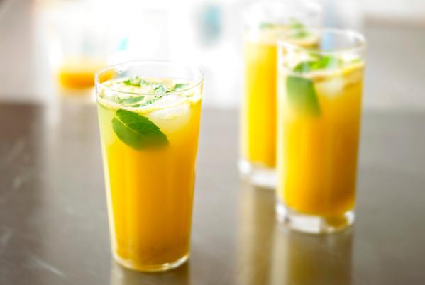 zumo de frutas ideal para el embarazo