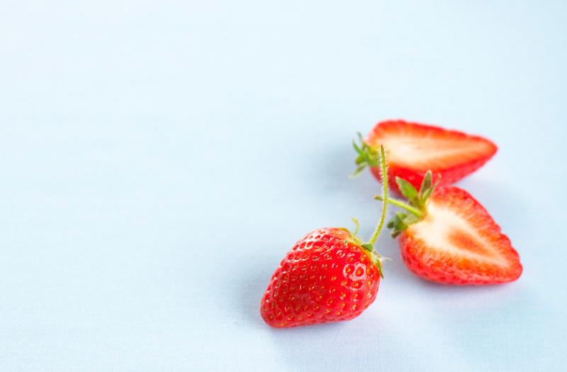 Fresas alimentos que se oxidan rápidamente