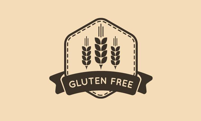 Sello gluten free raftel freepik