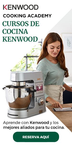 Curso de cocina kenwood