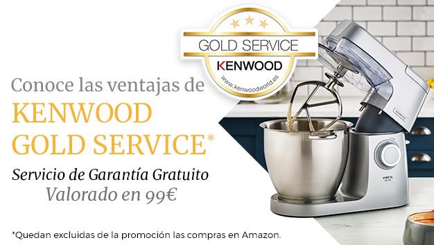 Gold service kenwood
