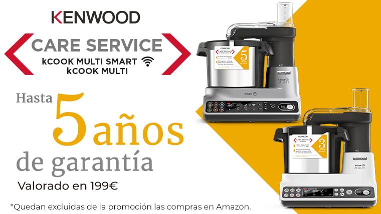kCook Multi Smart y kCook Multi Kenwood