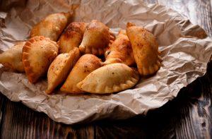 empanadillas de pollo