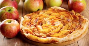 Tarta de manzana cooking chef kenwood